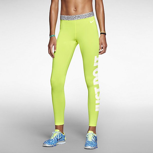 just do it tights, WANT