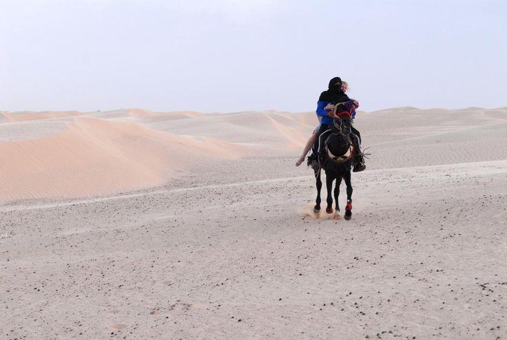 Прогулка в пустыне Сахара Путеводитель по Тунису, CC BY-SA 4.0