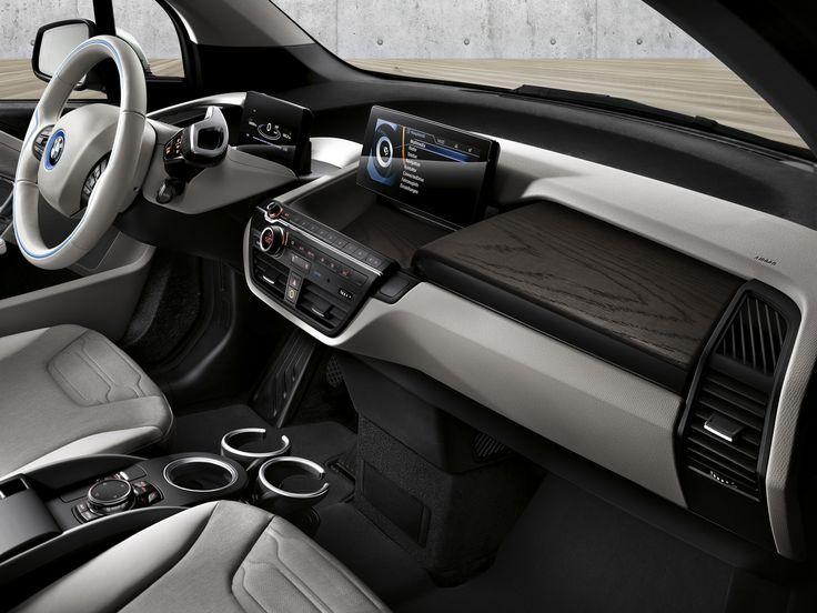 2017 BMW i3 Offers Nearly 50 Percent Longer Range