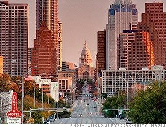 Austin, Texas!!!