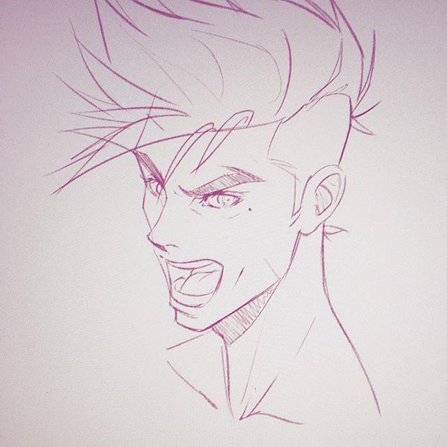 Drawing Faces 2 Dizdoodz Man Sketch Face Face Drawing Face Drawing Reference Guy Drawing