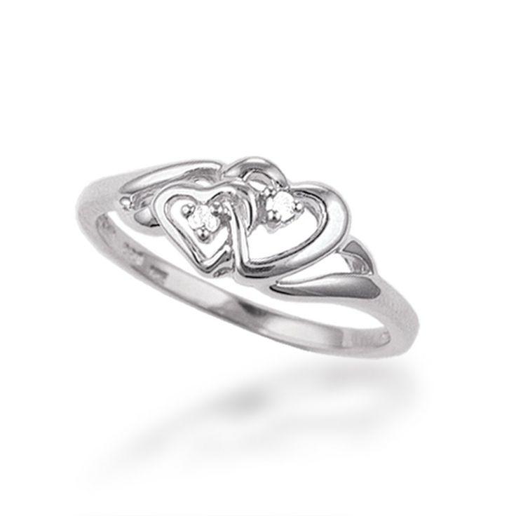 37 Best Promise Rings Images On Pinterest Rings Diamond