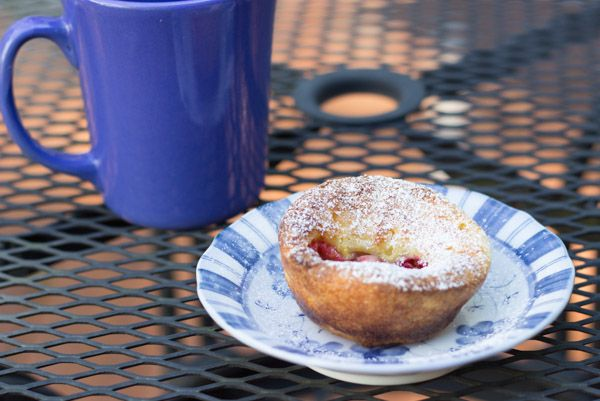 Buttermilk Popovers with Raspberry and Lemon - Ginger and Toasted ...
