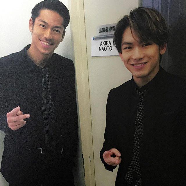 Naoto & Akira