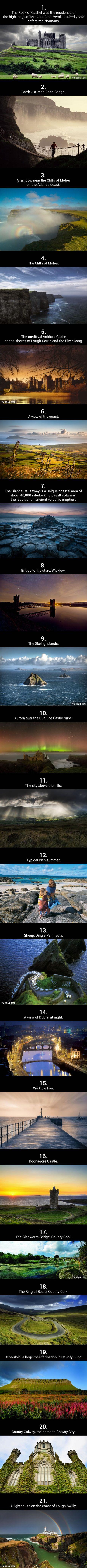 21 Reasons You Definitely Need To Visit Ireland
