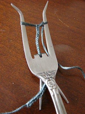 Fork lucet! SO SMART.                                                       …