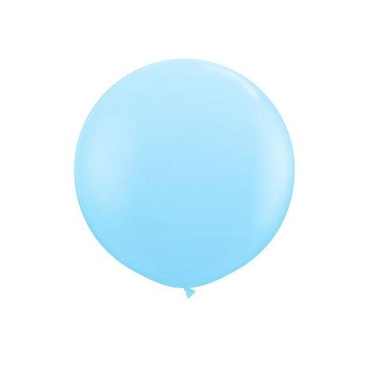 36 Inch Round Sky Blue Balloon - 36 Inch Giant Balloon, Blue Baby Shower Balloon Decor, Blue Party Decor, Blue Gender Reveal Party Decor by BlushBazaar on Etsy https://www.etsy.com/listing/506936261/36-inch-round-sky-blue-balloon-36-inch