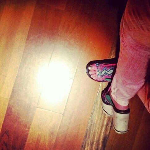 Jeans / shoes