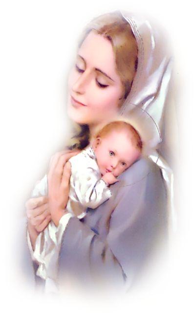 Marie et Jesus