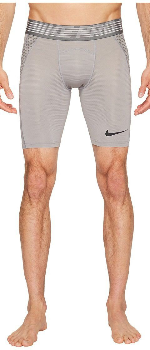 Nike Pro Hypercool Short (Dust/Tumbled Grey/Black) Men's Shorts - Nike, Pro Hypercool Short, 828158-003, Apparel Bottom Shorts, Shorts, Bottom, Apparel, Clothes Clothing, Gift, - Street Fashion And Style Ideas