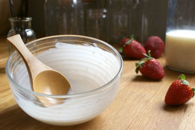 Countertop Yogurt Culture : Viili countertop yoghurt culture Jams preserves ferments Pinterest ...