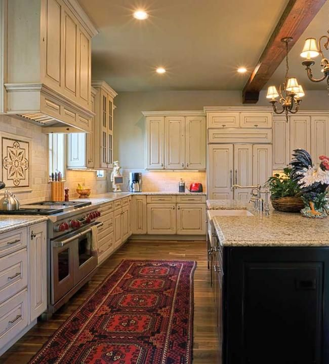Pictures Of Kitchens With Antique White Cabinets: 17 Best Images About Backsplash Designs On Pinterest