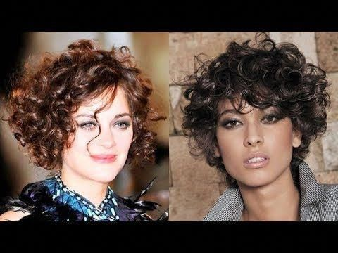 Hairstyle 2019 curly hair #women #roundface #books #corking