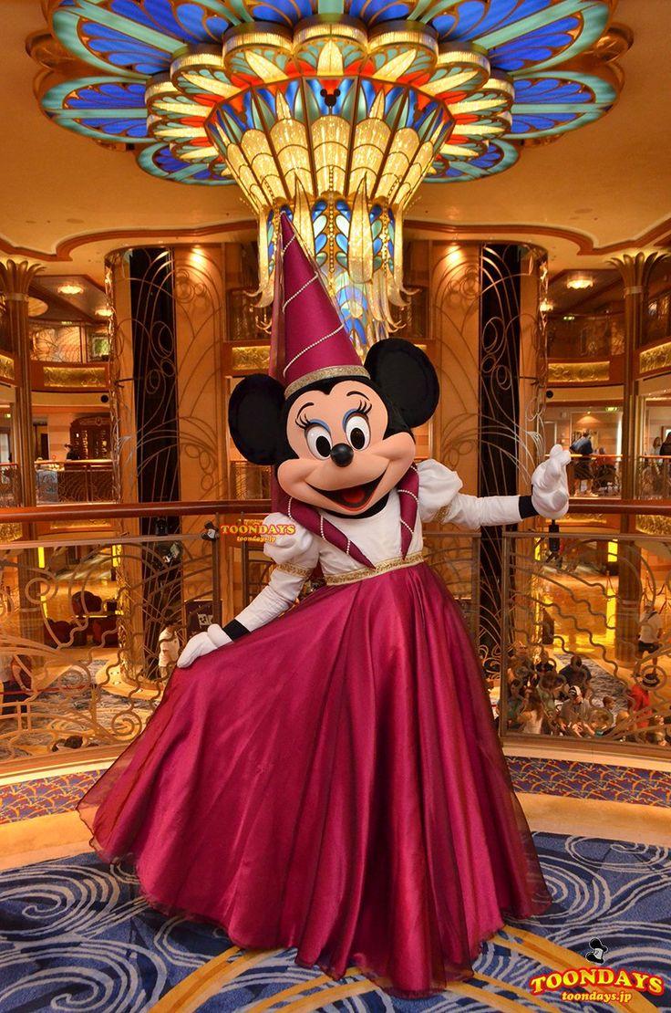 349 best minnie mouse images on pinterest disney - Princesse minnie ...