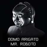 Thank you very much Mr. Roboto