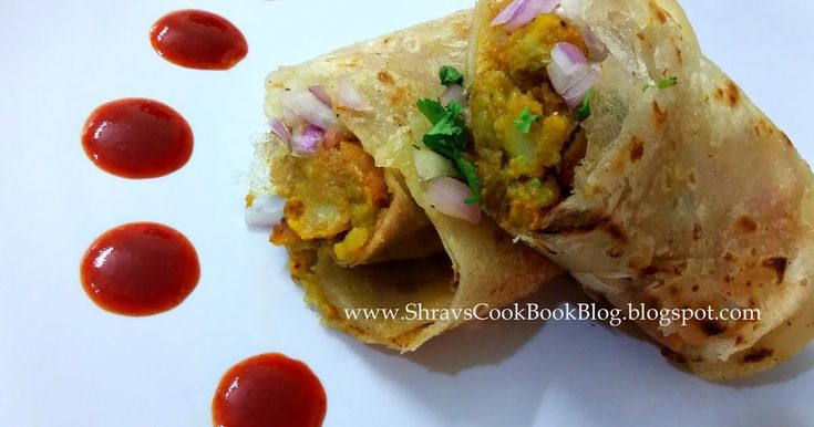 R ecipe of V eg F rankie  or  Vegetable Frankie is yet another delicious indian street food and a healthy recipe too. A lso called Veg Ka...