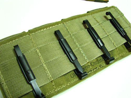 Equipment & Gear :: Garand Belt Pouch 4-Pouch - Olongapo Outfitters