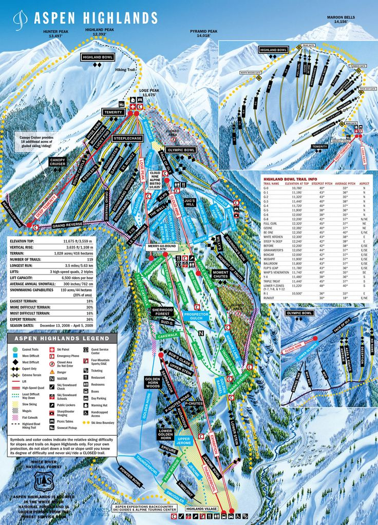 29 Best Ski Vacation Trail Maps Images On Pinterest Trail Maps
