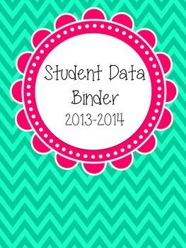 Teacher Binder Templates Free 2013-2014 | SLP BINDER COVER SHEETS 2013-2014 - TeachersPayTeachers.com