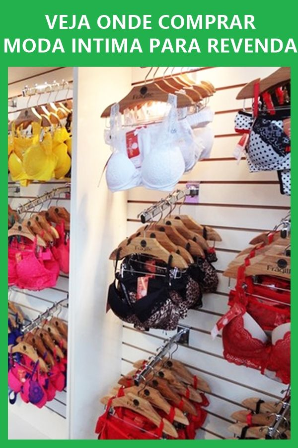 b814a23a1 Descubra onde comprar moda intima para revenda no atacado Comprar Roupas  Importadas