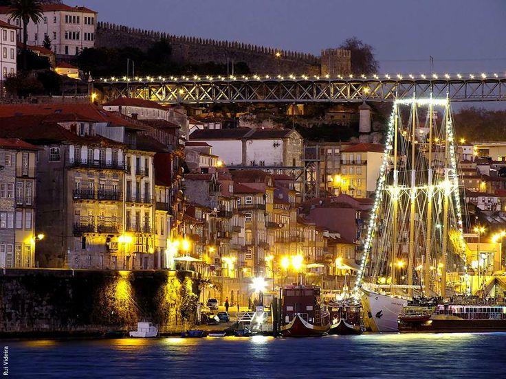 Noite no Porto... Portugal