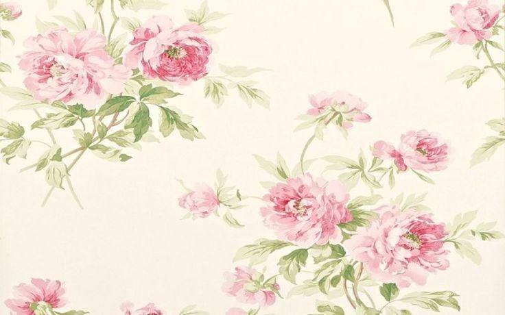 919a6fdc22b506f6b2fb16c0bfaf5a9b  adele wallpaper flower designs - Tapete Landhaus Floral Blumchen