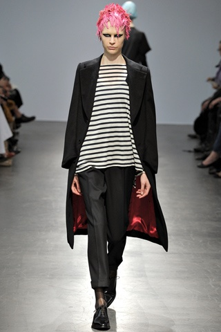 Junya Watanabe F/W 12.13 Paris - the Fashion Spot