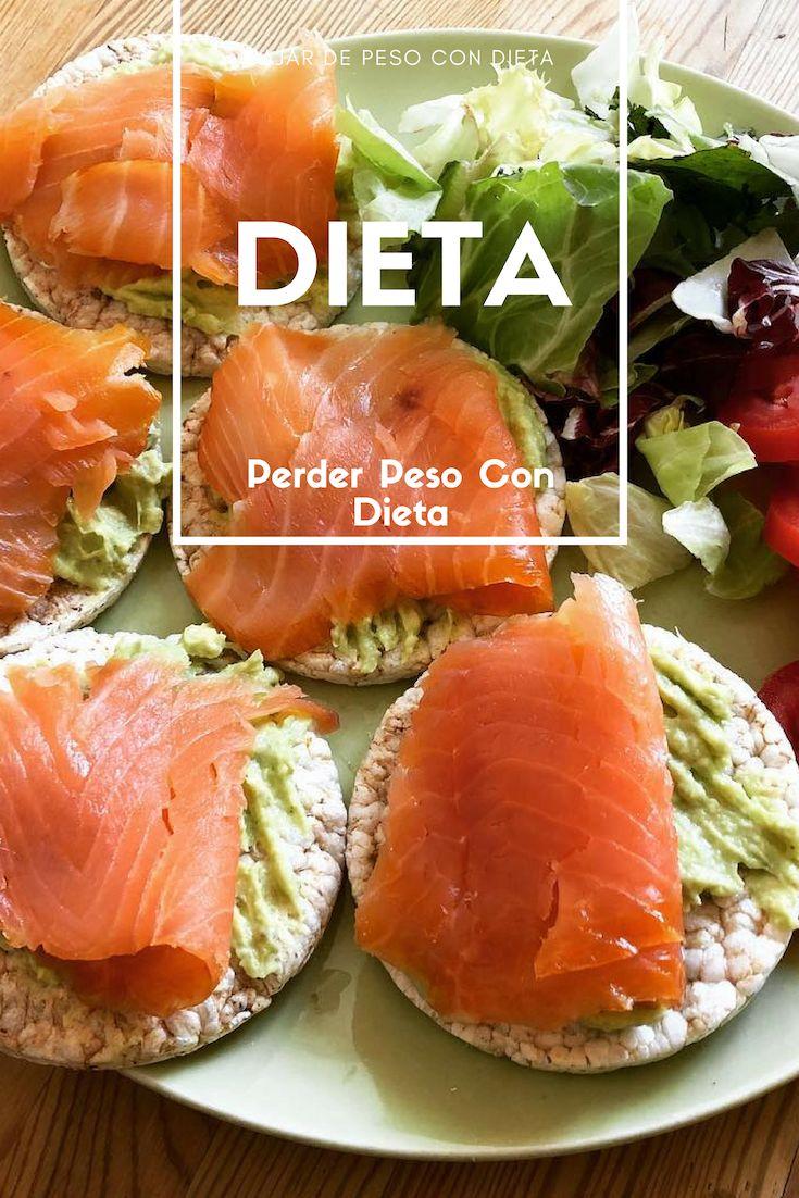 Dietas para bajar de peso de forma natural