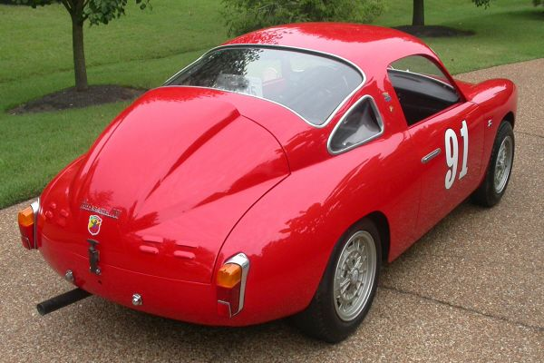 41 best images about Zagato, Bertone, Vignale on Pinterest | Plymouth, Coupe and Fiat abarth