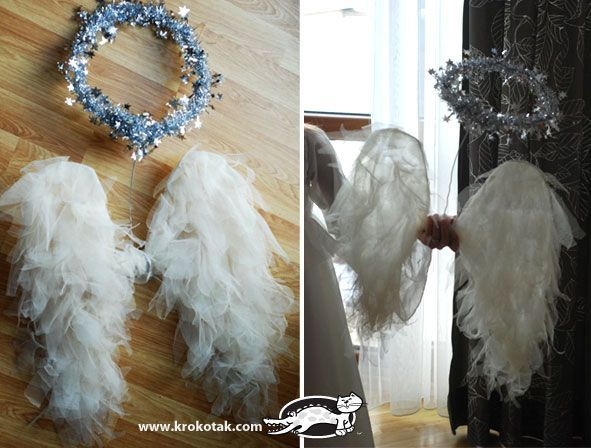 Coat-Hanger ANGEL WINGS | krokotak