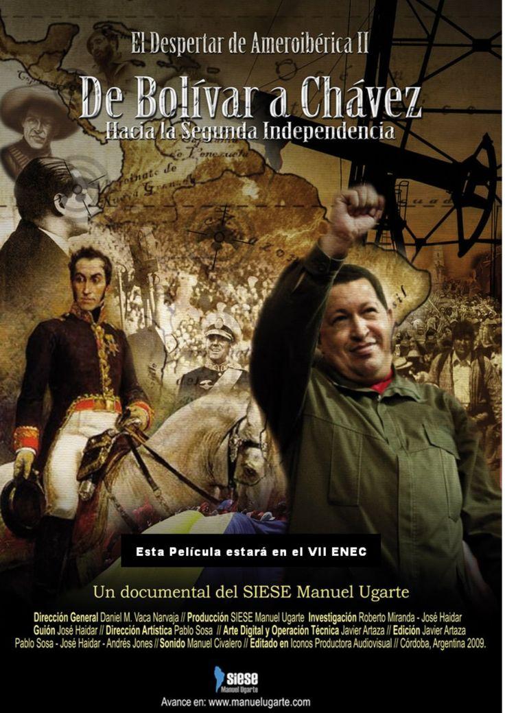 El despertar de Ameroiberica (de Bolivar a Chavez) pelicula - Buscar con Google