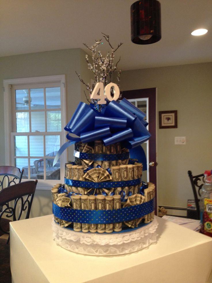 Best Money Cakes Images On Pinterest Money Cake Money - Money birthday cake images