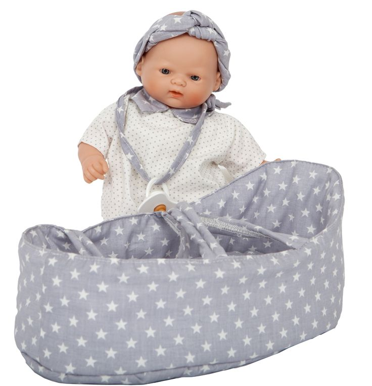 Little Stella going to sleep (26cm) #cuco #doll #muñeca #muñecabarrutoys #barrutoys #estrellas