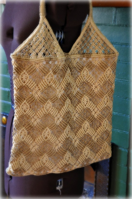 Macrame Bag by Paula Reedyk, via Flickr