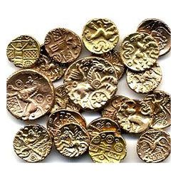 Celtic coins study requires understanding of the history of the Celts and the development of their coinage.