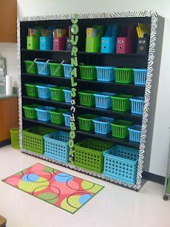 Love the baskets and the border around the shelvesGood Ideas, Classroom Decor, Schools, Organizations, 1St Grades, Classroomdecor, Classroom Ideas, Teachers, Classroom Organic
