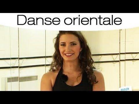Danse orientale : les tremblements du bassin - YouTube