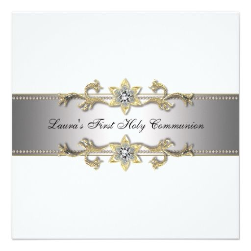 45 best first communion invitations images on Pinterest First - invitation templates holy communion