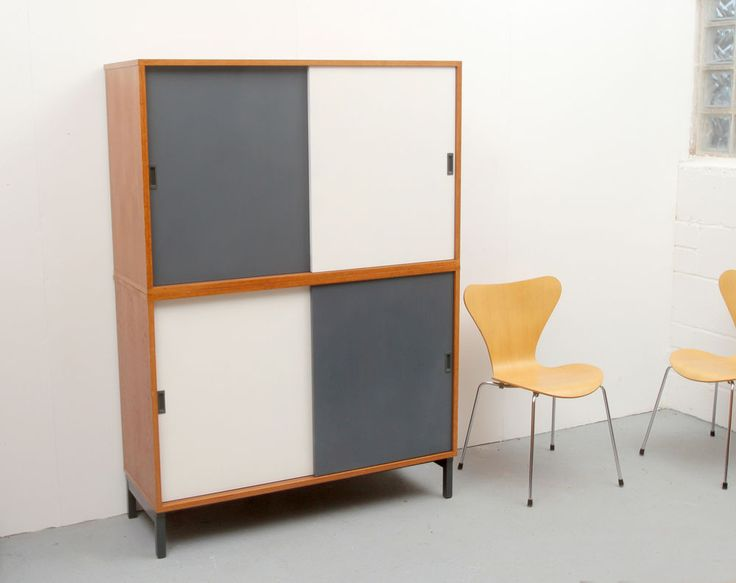 Highboard mit schiebetüren  228 best Vintage images on Pinterest   Pin it, 1960s and Canapes