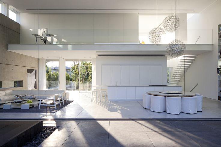 Villa Blanche, Pitsou Kedem | Idées Déco, Meubles et Intérieurs Design, Residences Decoration Magazine