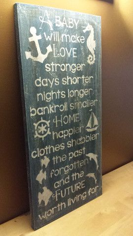 NURSERY SIGN – Kimber Creations