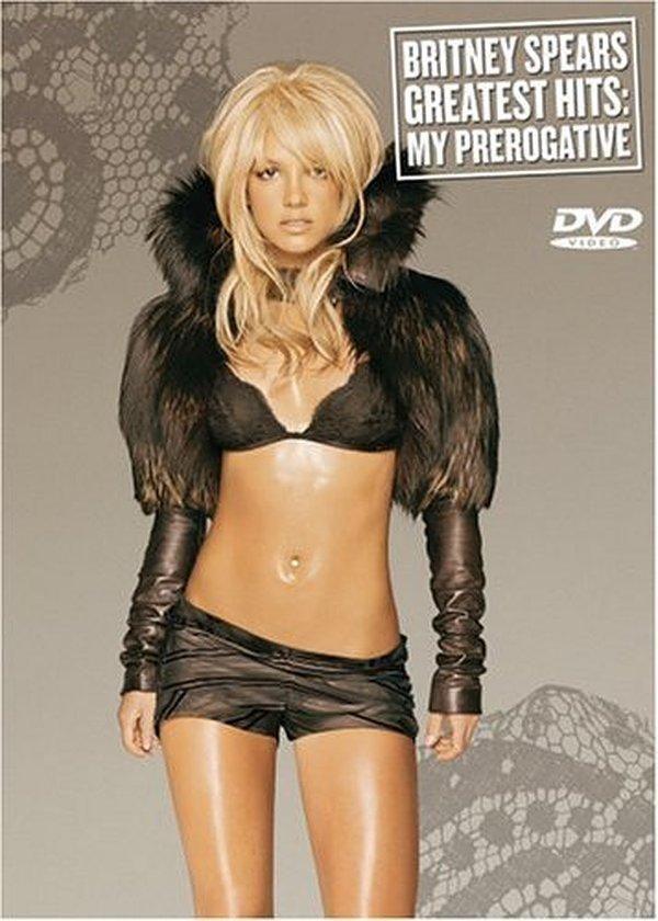 Britney Spears: Greatest Hits - My Prerogative (Video 2004)