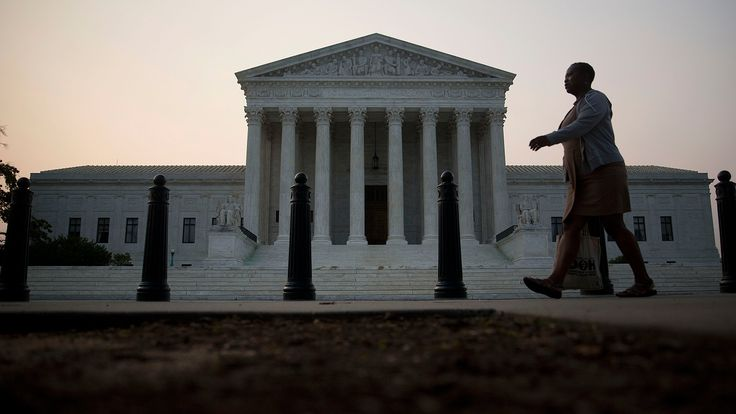 U S Supreme Court Rejects Republicans On North Carolina Voting Map