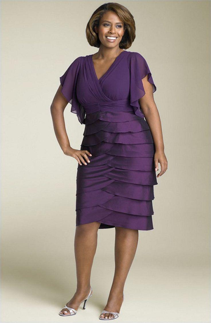 15 best plus dresses images on Pinterest | Curvy girl fashion, Plus ...