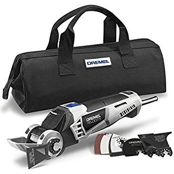 Dremel MM40-05 Multi-Max 3.8-Amp Oscillating Tool Kit with Quick-Lock Accessory Change Interface and 36 Accessories - - Amazon.com