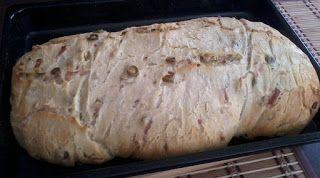 olivový chlieb