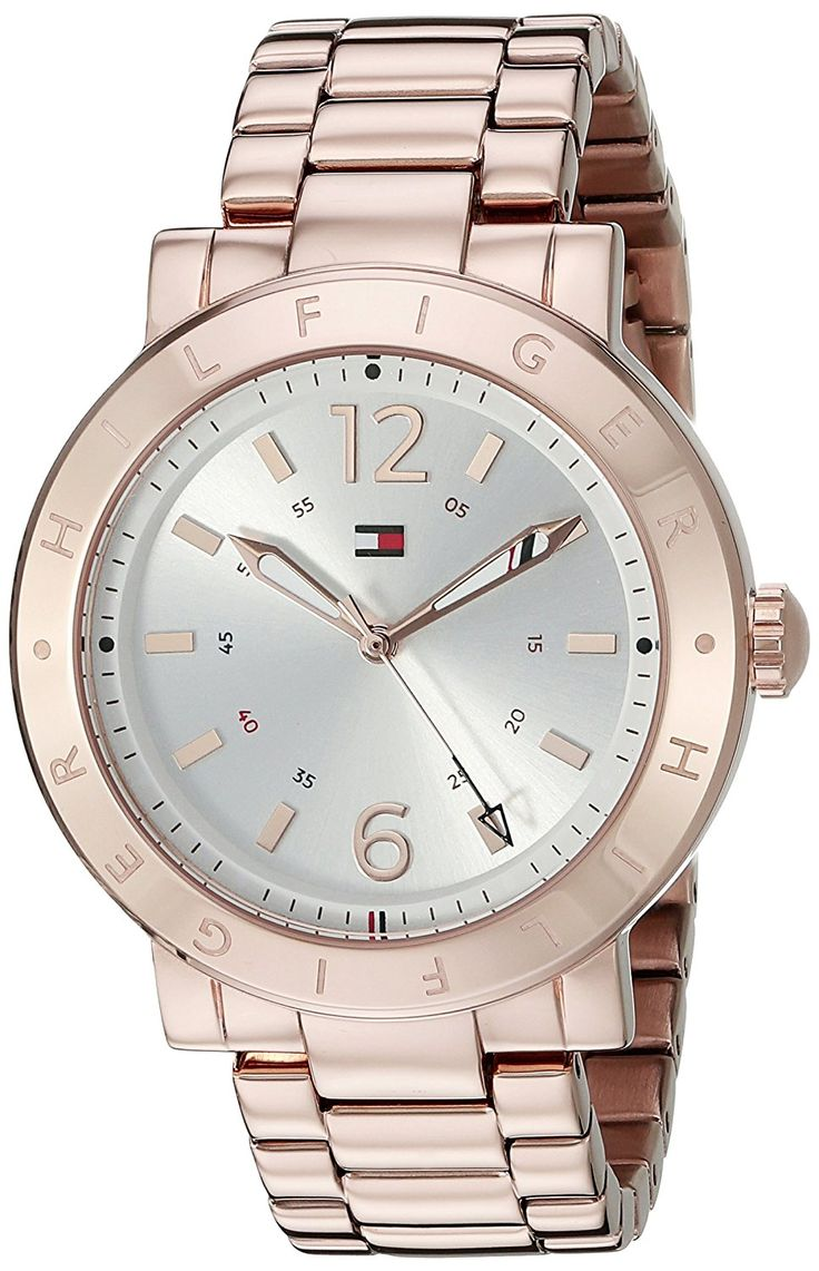Tommy Hilfiger Women's 1781621 Casual Sport Analog Display