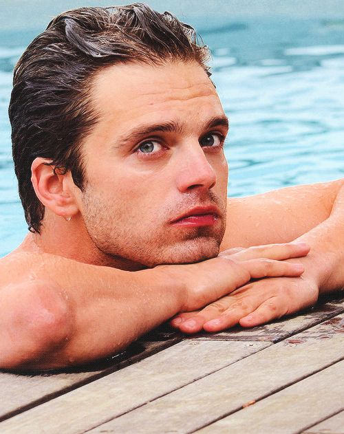 """Elizabeth walked into the backyard where Sebastian was swimming. He came up and saw her. """"hey you"""", he said. Elizabeth kicked off her shoes and put her legs in the cold water. He swam up to her. """"I'm gonna miss you"""", she told him. """"aww. I'll only be gone a couple of months"""", he told her, """"No different than Covenant"""". """"yeah, but i wasn't in the biz then"""", she told him, """"now I have my own projects to worry about"""". """"but you'll come visit me right?"""" Sebastian asked. """"course I will Seb""""."""
