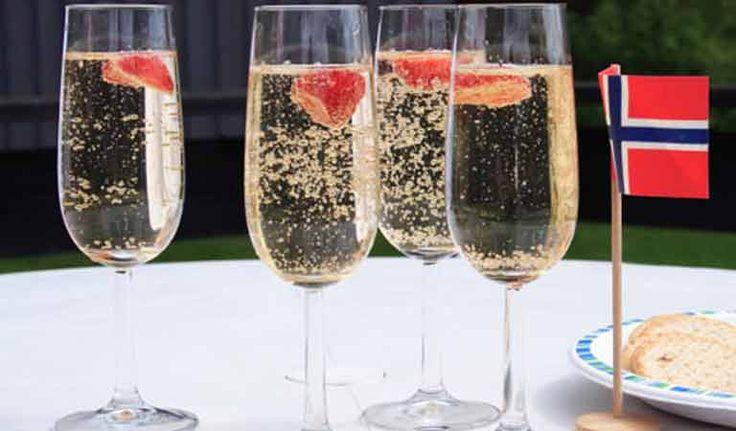 17 mai champagnefrokost - Google-søk