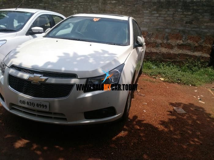 Second Hand Chevrolet Cruze For Sale In Odisha At Salemycar Today